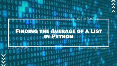 Photo of Finding the Average of a List in Python