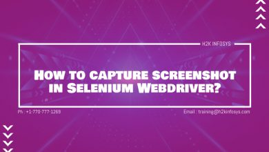 Photo of How to capture screenshot in Selenium Webdriver?