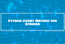 Photo of Python Count Method for Strings