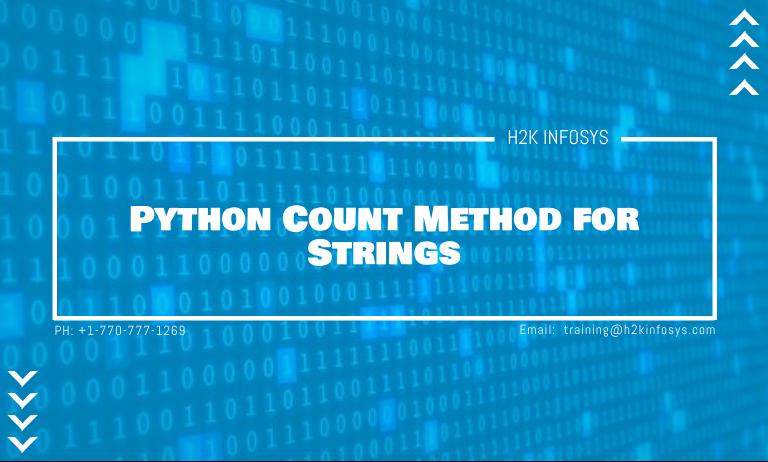 Python Count Method