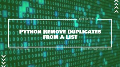Photo of Python Remove Duplicates from a List