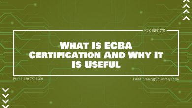 Photo of What Is ECBA Certification And Why It Is Useful