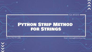 Photo of Python Strip() Method for Strings