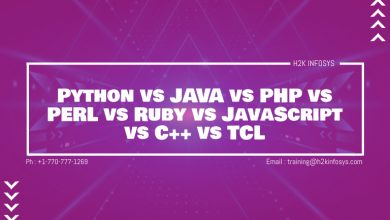 Photo of Python vs JAVA vs PHP vs PERL vs Ruby vs JavaScript vs C++ vs TCL