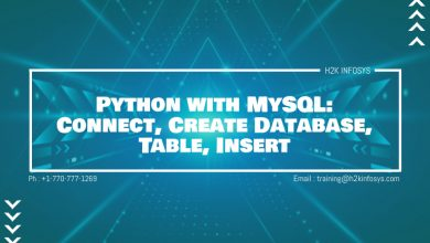 Photo of Python with MySQL: Connect, Create Database, Table, Insert