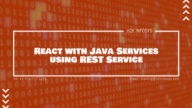Photo of React with Java Services using REST Service