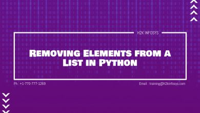 Photo of Removing Elements from a List in Python