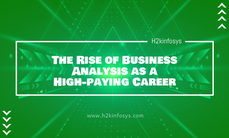 The Rise of Business Analysis as a High-paying Career