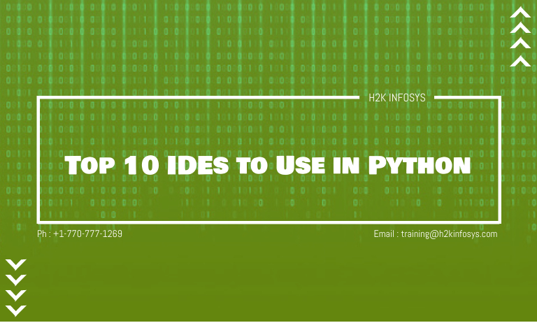 Top 10 IDEs to Use in Python