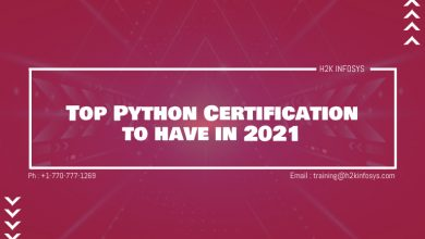 Photo of Top Python Certification to have in 2021