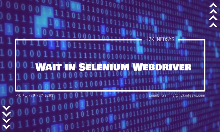 Wait in Selenium Webdriver
