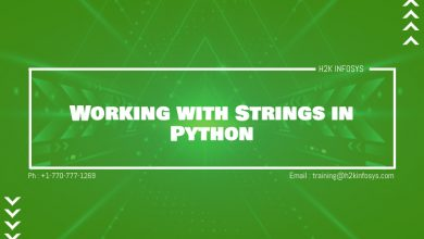 Photo of Working with Strings in Python: Replace, Join, Split, Uppercase, and Lowercase