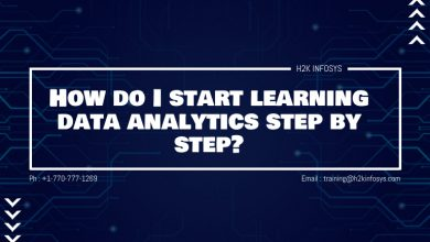 Photo of How do I start learning data analytics step by step?