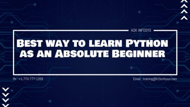 Photo of Best way to learn Python as an Absolute Beginner
