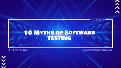 Photo of 10 Myths of Software Testing