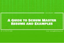 Photo of A Guide to Scrum Master Resume and Examples