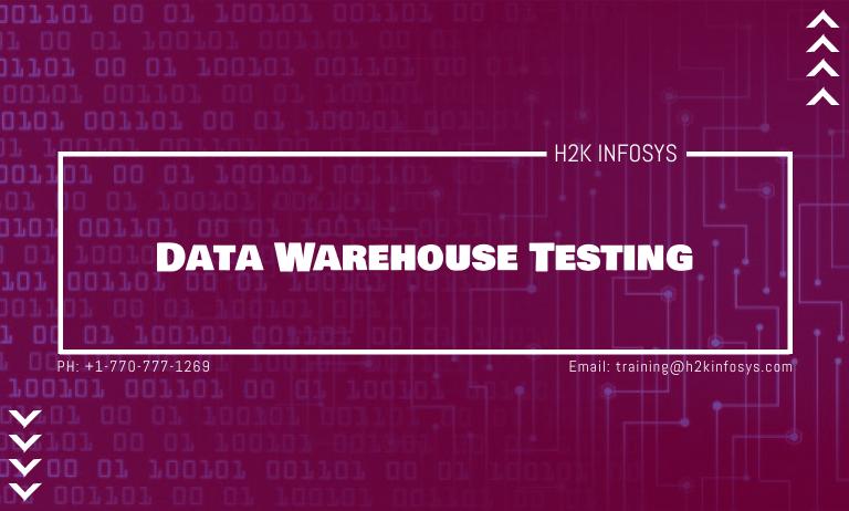 Data Warehouse Testing