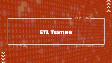 Photo of ETL TESTING