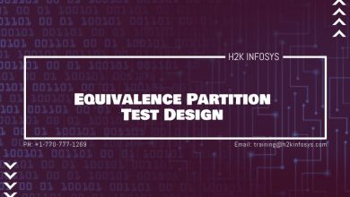 Photo of Equivalence Partition Test Design
