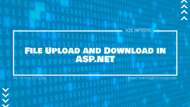 Photo of File Upload and Download in ASP.NET