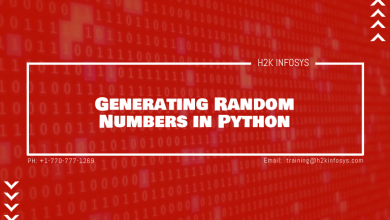 Photo of Generating Random Numbers in Python