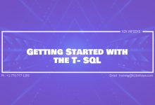 Photo of Getting Started with the T-SQL