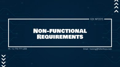 Photo of Non-functional Requirements