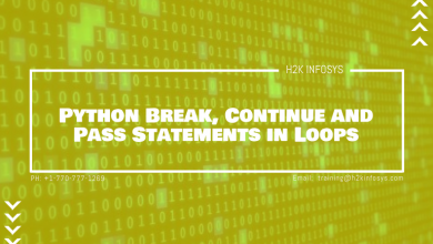 Photo of Python Break, Continue and Pass Statements in Loops