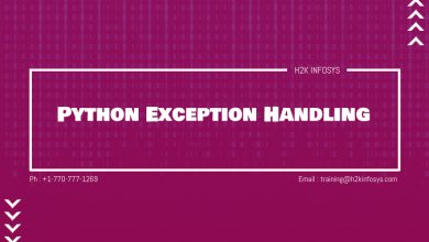 Photo of Python Exception Handling