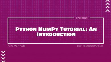 Photo of Python NumPy Tutorial: An Introduction