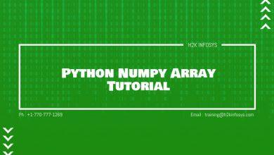 Photo of Python Numpy Array Tutorial