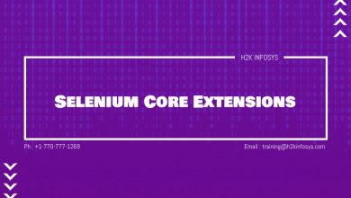 Photo of Selenium Core Extensions
