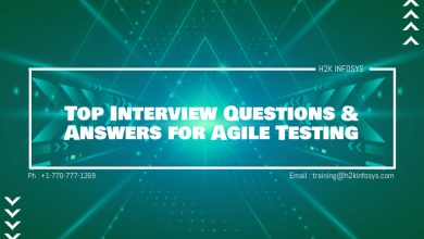 Photo of Top Interview Questions & Answers for Agile Testing