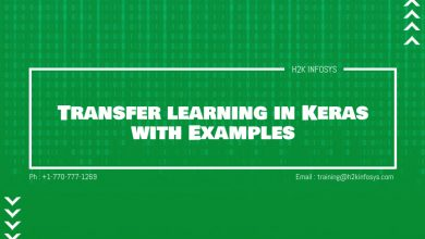 Photo of Transfer learning in Keras with Examples