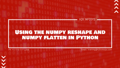 Photo of Using the numpy reshape and numpy flatten in Python