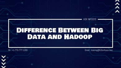 Photo of Difference Between Big Data and Hadoop