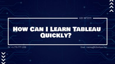 Photo of How Can I Learn Tableau Quickly?