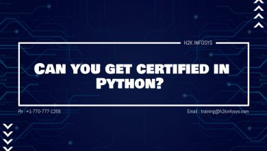 Photo of Can you get Certified in Python?