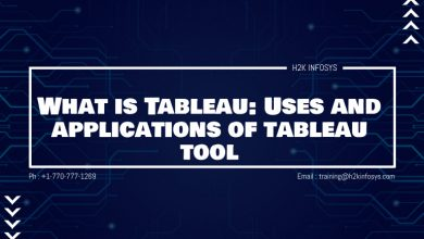 Photo of What is Tableau: Uses and applications of tableau tool