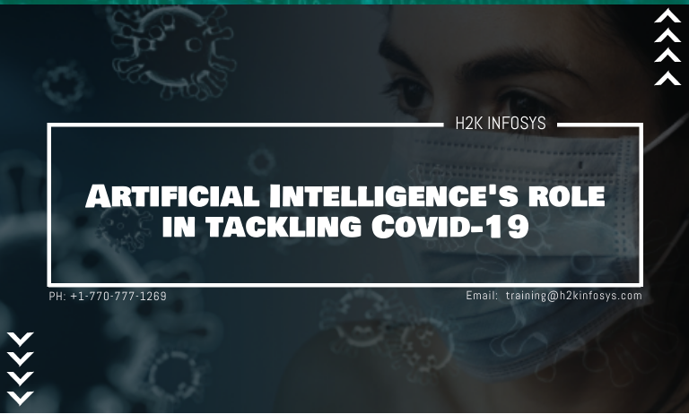 Artificial Intelligences role in tackling Covid-19