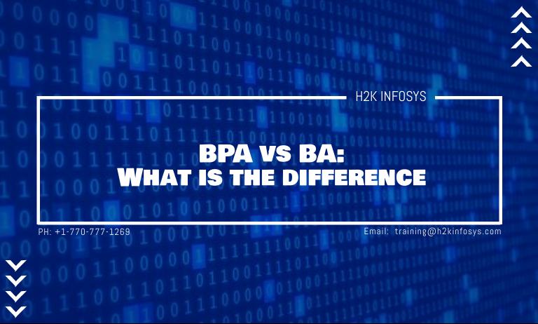 BPA vs BA