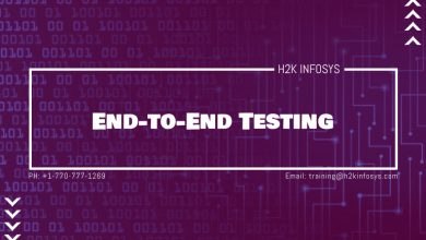 Photo of End-to-End Testing