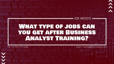 Photo of What type of jobs can you get after Business Analyst Training?