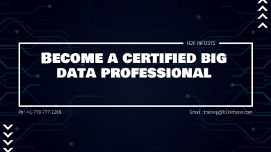 Photo of Become a certified big data professional