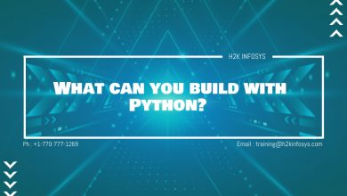 Photo of What can you build with Python?