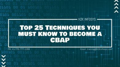 Photo of Top 25 Techniques you must know to become a CBAP