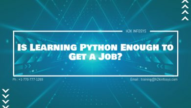 Photo of Is Learning Python Enough to Get a Job?