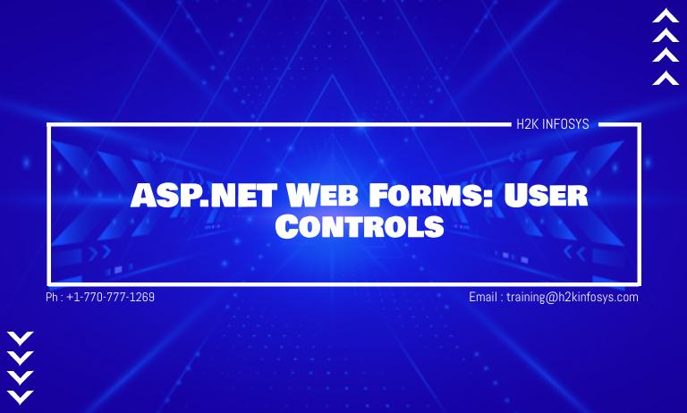 ASPNET Web Forms User Controls