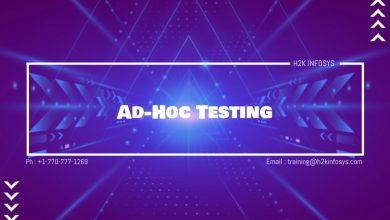 Photo of Ad-Hoc Testing