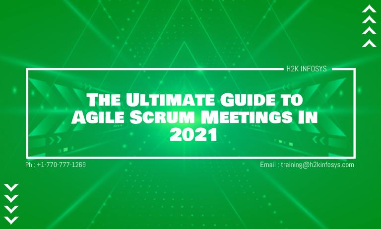Agile Scrum Meetings
